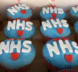 NHS cakes